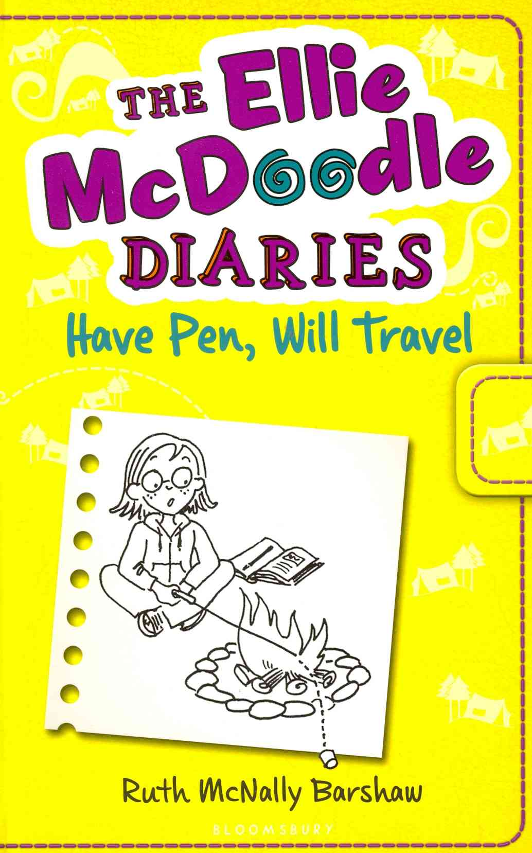 Have Pen, Will Travel By Barshaw, Ruth McNally